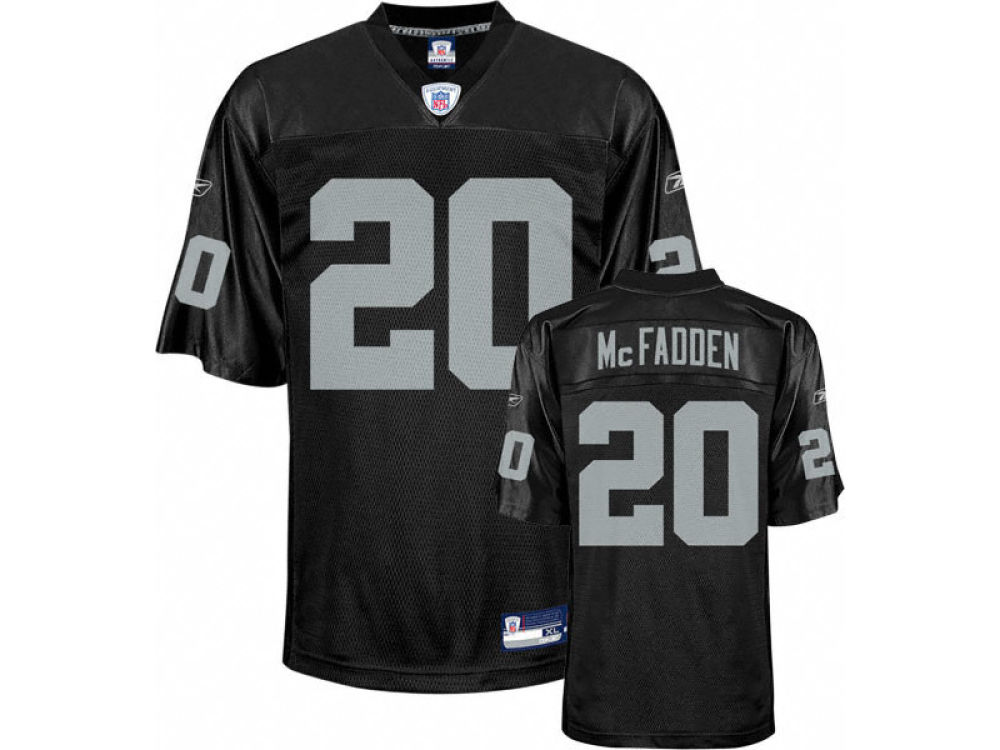 79fd49016 Oakland Raiders Darren Mcfadden Reebok NFL Premier Jersey
