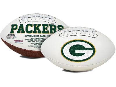 Green Bay Packers Signature Series Football