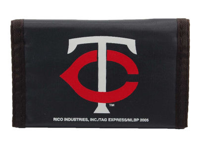 Minnesota Twins Nylon Wallet