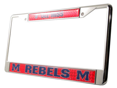 Ole Miss Rebels Domed Frame Stockdale