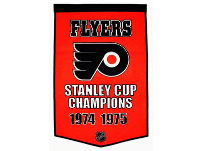 Philadelphia Flyers Dynasty Banner