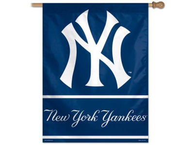 New York Yankees 27X37 Vertical Flag