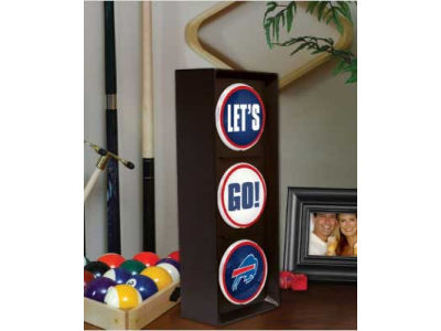 Buffalo Bills Flashing Lets Go Light