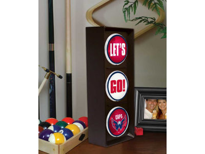 Washington Capitals Flashing Lets Go Light