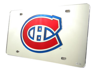 Montreal Canadiens Acrylic Laser Tag
