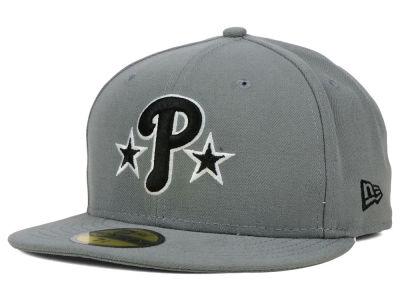 Philadelphia Phillies New Era MLB Gray BW 59FIFTY Cap
