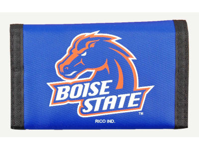 Boise State Broncos Rico Industries Nylon Wallet