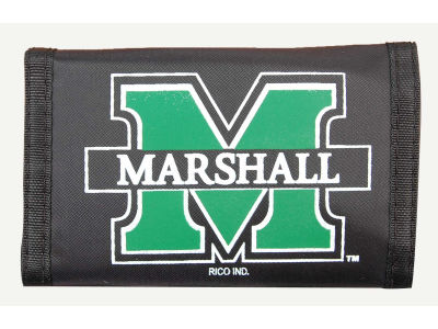 Marshall Thundering Herd Nylon Wallet