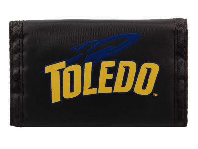 Toledo Rockets Nylon Wallet