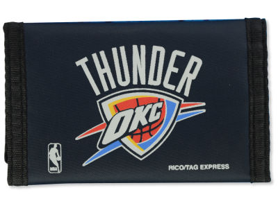 Oklahoma City Thunder Nylon Wallet