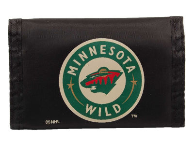 Minnesota Wild Nylon Wallet