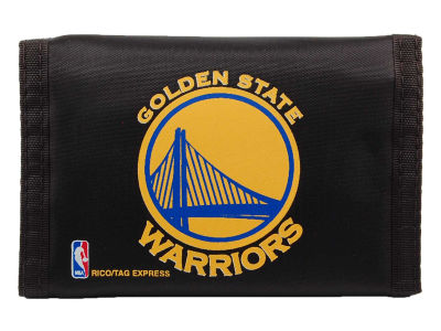 Golden State Warriors Rico Industries Nylon Wallet