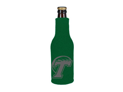 Tulane Green Wave Bottle Coozie