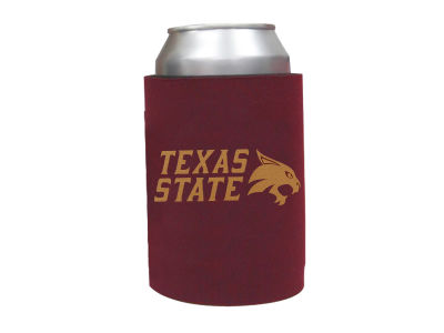 Texas State Bobcats Can Coozie