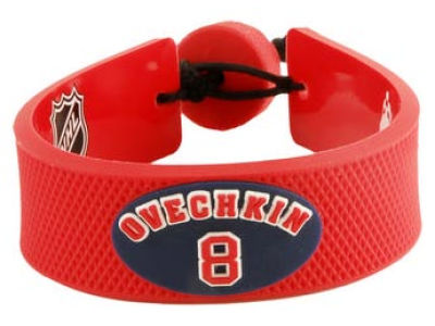 Washington Capitals Alexander Ovechkin Hockey Bracelet