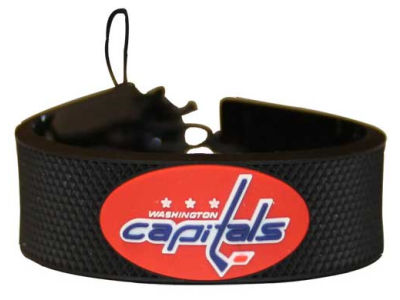 Washington Capitals Hockey Bracelet