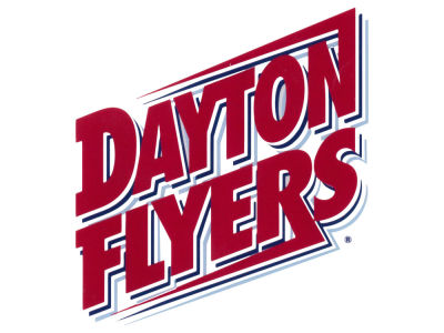 Dayton Flyers Static Cling Decal