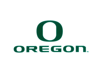 Oregon Ducks Static Cling Decal