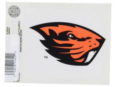 Oregon State Beavers Static Cling Decal
