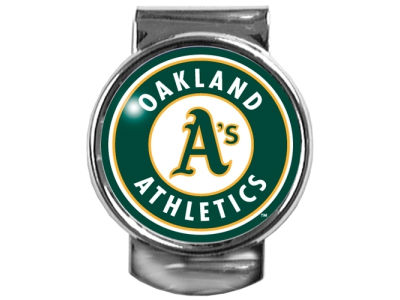Oakland Athletics 35mm Money Clip