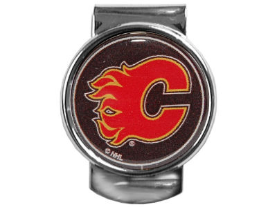 Calgary Flames 35mm Money Clip