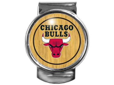 Chicago Bulls 35mm Money Clip