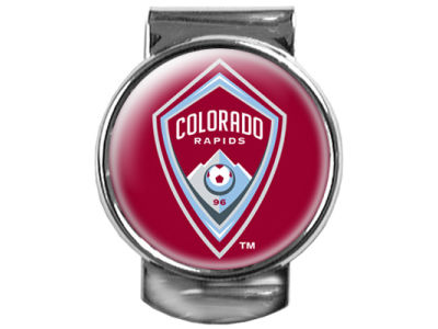 Colorado Rapids 35mm Money Clip