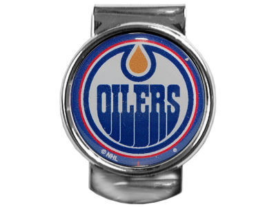 Edmonton Oilers 35mm Money Clip