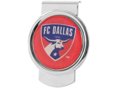 FC Dallas 35mm Money Clip