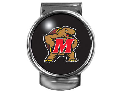 Maryland Terrapins 35mm Money Clip