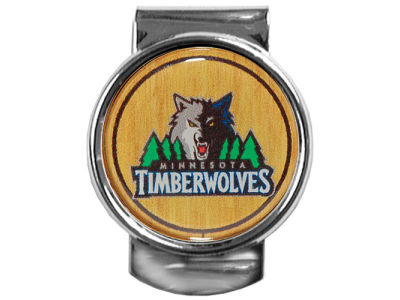 Minnesota Timberwolves 35mm Money Clip