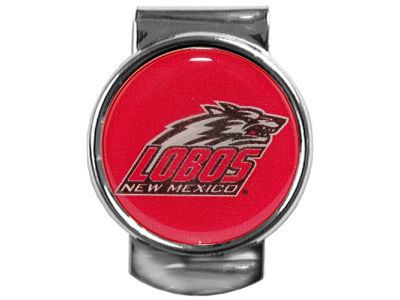 New Mexico Lobos 35mm Money Clip