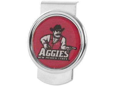 New Mexico State Aggies 35mm Money Clip