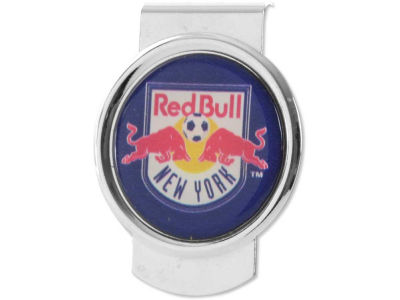 New York Red Bulls 35mm Money Clip