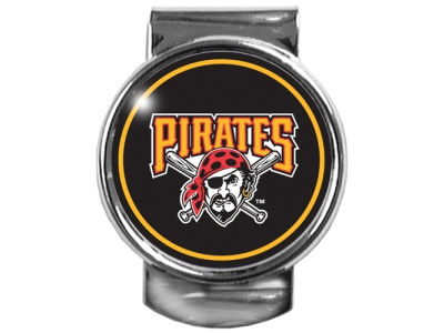 Pittsburgh Pirates 35mm Money Clip