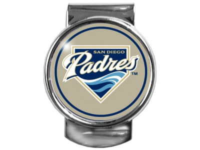 San Diego Padres 35mm Money Clip