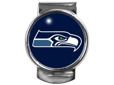 Seattle Seahawks 35mm Money Clip