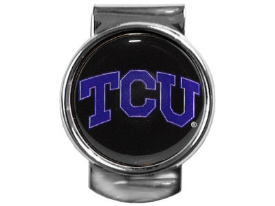 Texas Christian Horned Frogs 35mm Money Clip