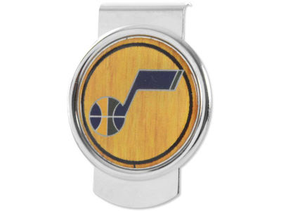 Utah Jazz 35mm Money Clip