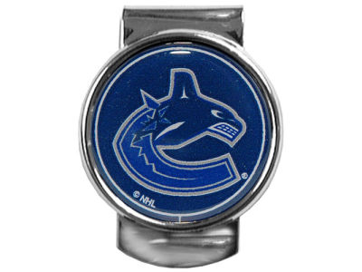 Vancouver Canucks 35mm Money Clip