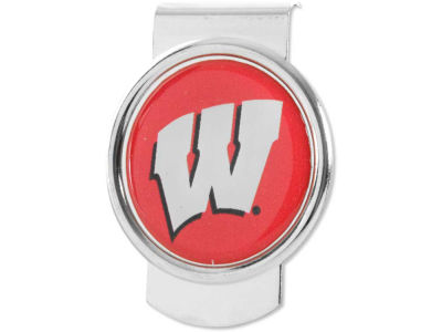 Wisconsin Badgers 35mm Money Clip