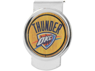 Oklahoma City Thunder 35mm Money Clip