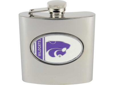 Kansas State Wildcats Hip Flask