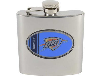 Oklahoma City Thunder Hip Flask