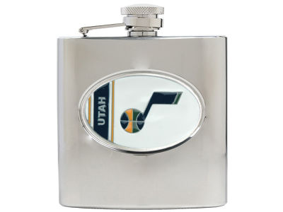 Utah Jazz Hip Flask