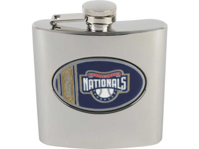 Washington Nationals Hip Flask