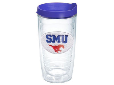 Southern Methodist Mustangs 16oz Tervis Tumbler