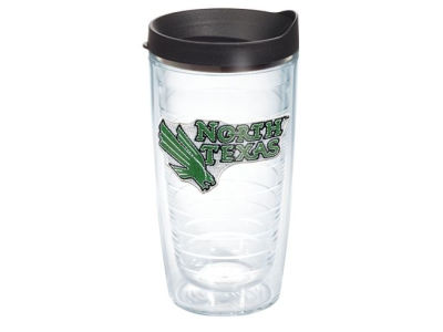North Texas Mean Green 16oz Tervis Tumbler