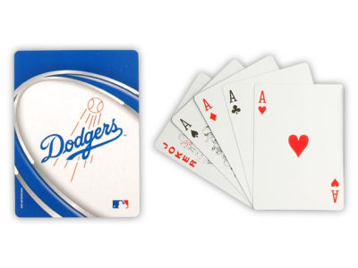 Los Angeles Dodgers Playing Cards