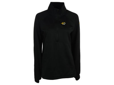 Missouri Tigers NCAA Womens First Touch Half Zip Jacket